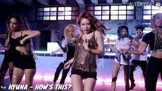 MELHORES BEAT DROPS DO K-POP #1