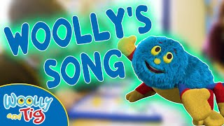 Woolly and Tig - Woolly's Song   TV Show for Kids   Toy Spider