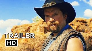 DUNDEE: THE SON OF A LEGEND RETURNS HOME Trailer (2018) Danny McBride Comedy Movie HD