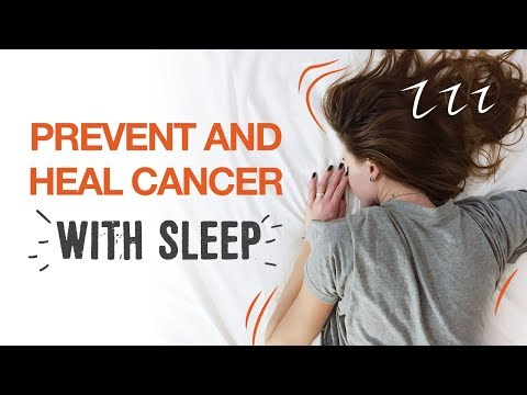 Getting enough sleep to prevent and heal cancer. Chris Wark (Chris Beat Cancer)