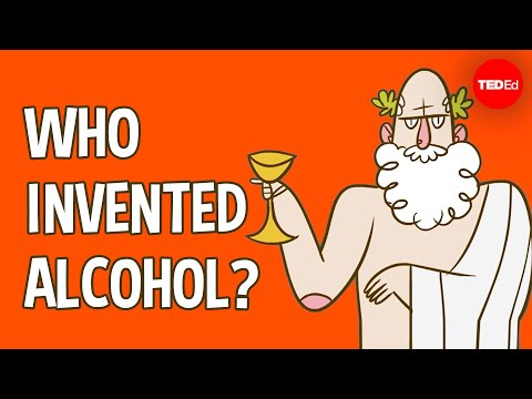A brief history of alcohol - Rod Phillips