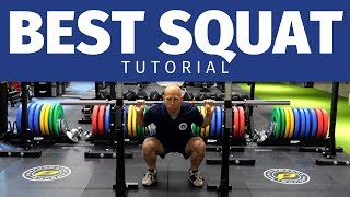 How To Squat? The BEST Squat Tutorial On YouTube With Dr Mike Zourdos