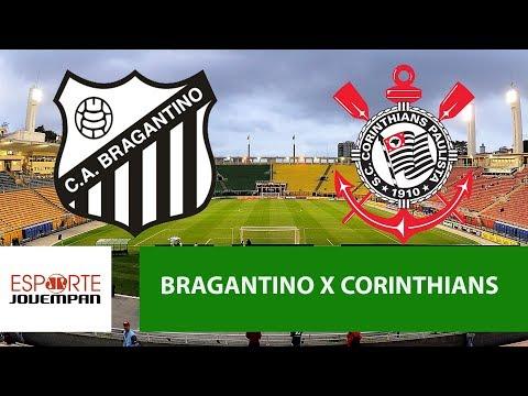 Transmissão AO VIVO - Bragantino x Corinthians thumbnail