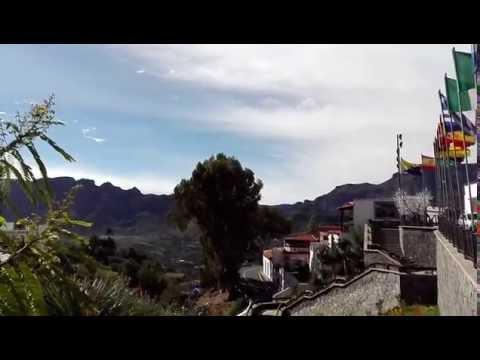 Pueblo de Santa Lucia de Tirajana.