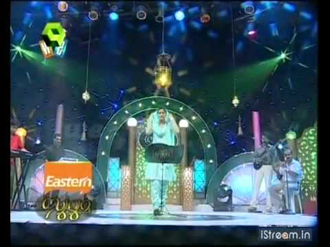 Suruma  Surumi Sings 'ethi Minnathani...'.flv video