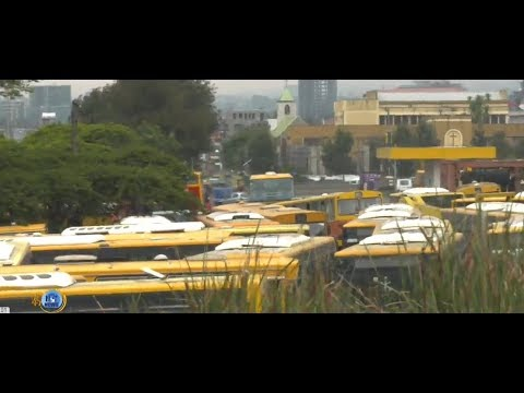 "Addis Abeba's ""Anbessa"" To Add More Buses - አንበሳ የከተማ አውቶቡስ ድርጅት ተጨማሪ አውቶቡሶችን በስራ ላይ ሊያውል ነው"