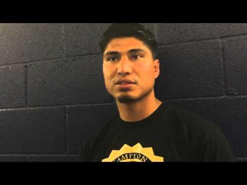 mikey garcia on floyd mayweather - EsNews Boxing