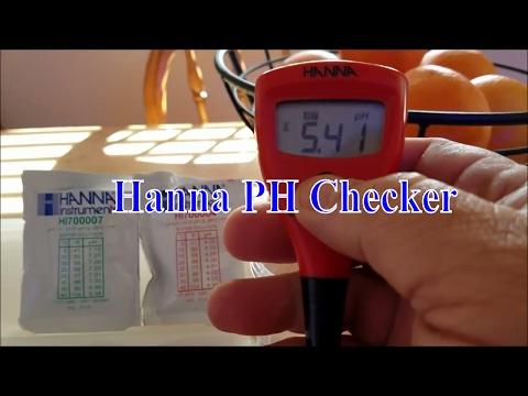 Hanna PH Checker