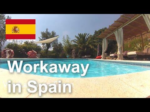my morning routine | workaway Spain, Orgiva