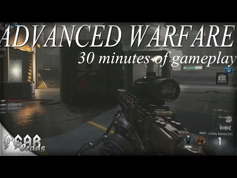 Call Of Duty: Advanced Warfare MULTIPLAYER Gameplay :: 30 Minutes Of Gameplay