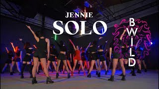 Jennie 제니 Blackpink 블랙핑크 39 Solo 39 Dance By B Wild From Vietnam Dance Contest By Yg