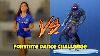 Fortnite dance challenge fail in real life