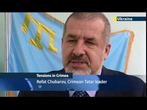 Crimea referendum branded illegal by West / Crimean Tatars / 12/03/2014 12 March 2014