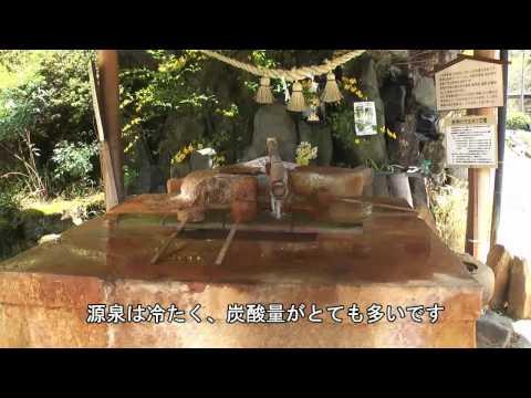 下呂市 「ひめしゃがの湯」 ~飲泉場~