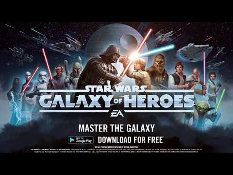 Star Wars™: Galaxy of Heroes APK Cover