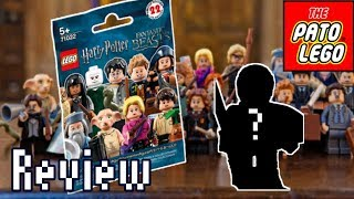 Review Minifigura (Serie Harry Potter)!!!