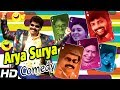 Arya Surya Tamil Movie Comedy Scenes | Part 3 | T Rajendar | Gangai Amaren | Venniradai Moorthy