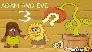 Adam and Eve 3 Walkthrough - Point And Click Game