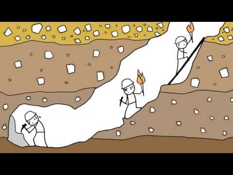 MinuteEarth - Почему под землей жарко?