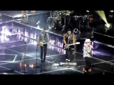 Bruno Mars Cleveland Ohio Q arena Treasure Moonshine jungle tour 6-28-14