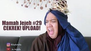 Mamah Jejeh #29 - CEKREK! UPLOAD! (Dubbing Parodi)