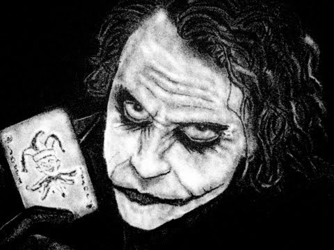 Art With Salt - The Joker video