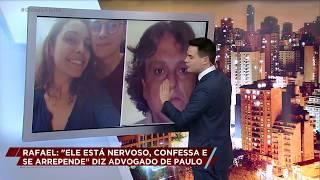 Advogado de Paulo Cupertino fala com o Cidade Alerta