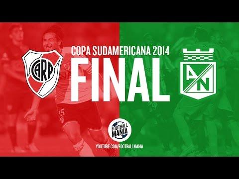 River Plate X Atlético Nacional - Copa Sudamericana 2014 Final Promo