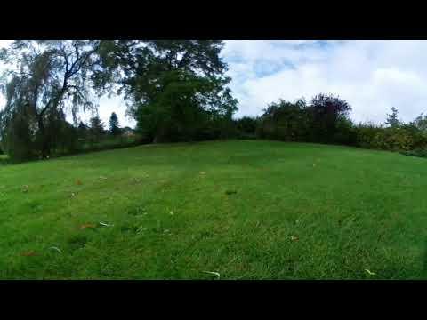 3o Minuten im Garten - Zeitraffer in 30 Sekunden, 360 Grad