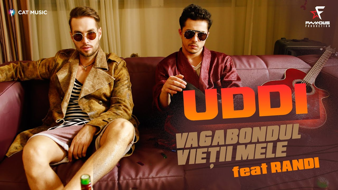 Uddi feat. Randi - Vagabondul vietii mele [Official Music Video]