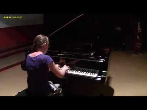 Natalia Gra Na Fortepianie - Egzamin