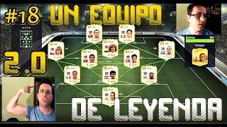FIFA 15 | Utimate Team | LLEGÓ LA HORA DE TOMARSELO EN SERIO!! #18 | 2.0 |