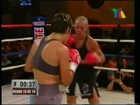 Bloody and Bruised 7 - Female Boxing Video