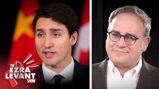 China bans Canadian food, steals secrets — why won't Trudeau fight back? |  Ezra Levant