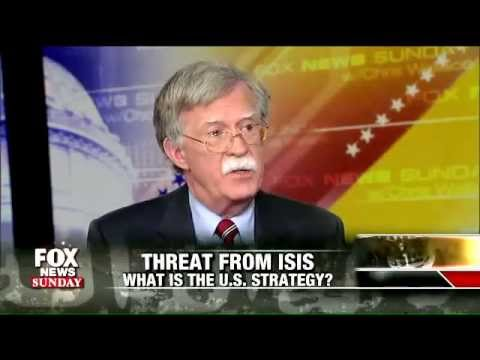 Chris Wallace interviews John Bolton