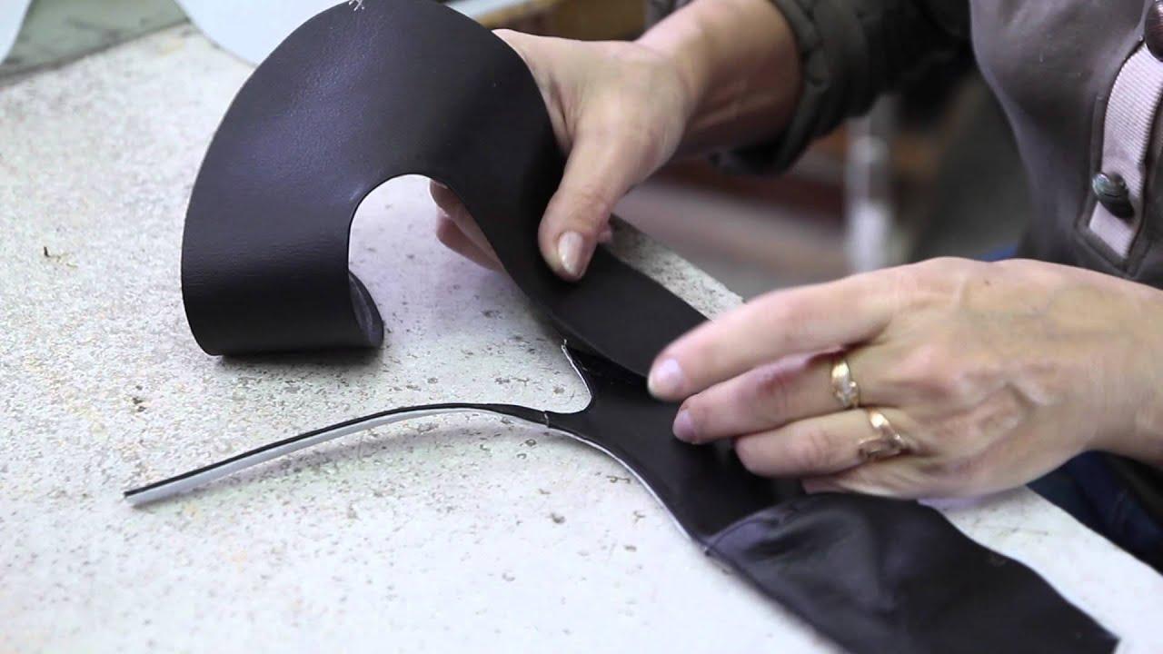 Обувь ручной работы своими руками 96