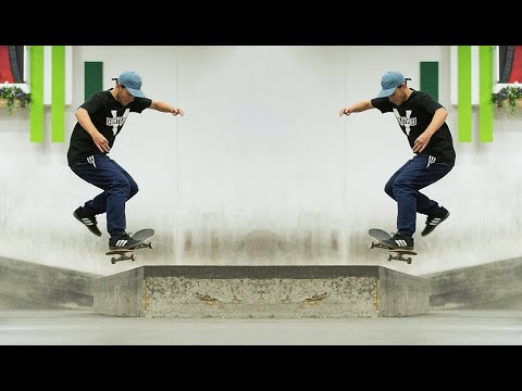 The Best Switch Stance Skaters In The World