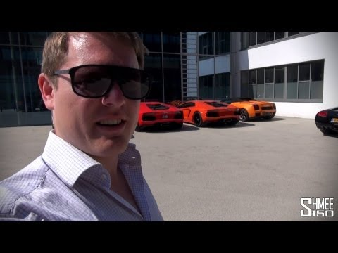 [Where's Shmee?] Auto-Salon, Meilenwerk and Mercedes Museum - Episode 13