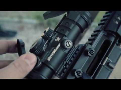 ARP Range Review - Vortex Spitfire 3x and 1x