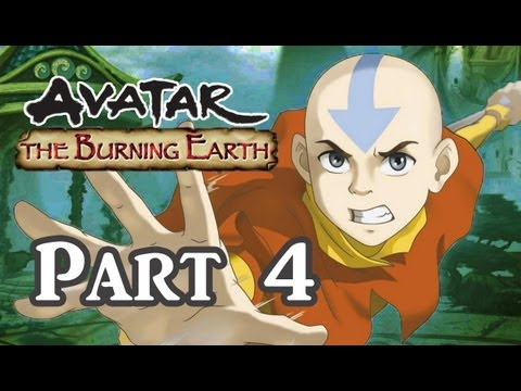 Avatar - The Last Airbender: Burning Earth (PS2, Wii, X360) Walkthrough PART 4 [Full - 4/20]