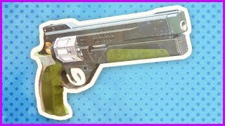 This Has RANGE!! Iron Banner Hand Cannon THE STEADY HAND | Destiny 2 (Gameplay)