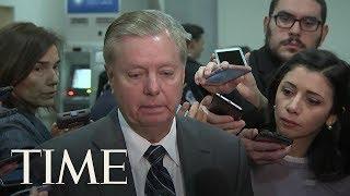 Lindsey Graham Wants Senate Resolution On Saudi Crown Prince | TIME