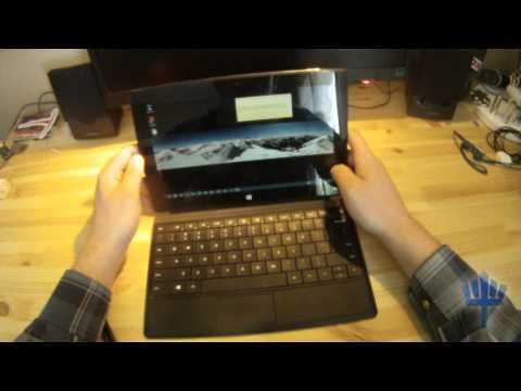 Microsoft Surface Pro Video Review