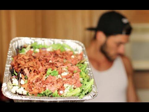 Healthy Recipes   Organic Turkey Bacon & Greens