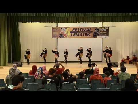 Festival Pencak Silat Temasek 2013 - Sunda Pajajaran video