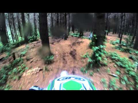 GoPro YZ250 NZ Forest