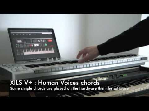 XILS V+ versus hardware : Human Voices