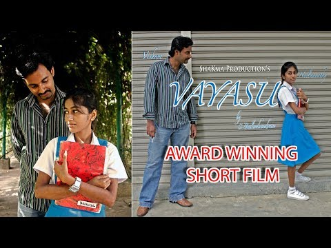 """VAYASU"" - Award winning short film."