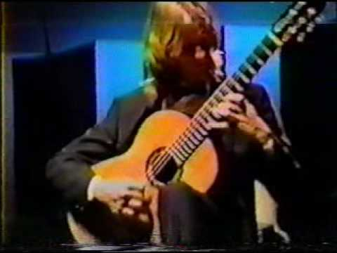 Rare Guitar Video: David Russell plays Koyunbaba - Presto
