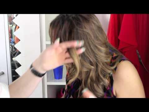 Como pintar tu cabello con GIS de color y backstage de SALLY